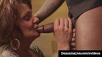 Sexy Southern Cougar Deauxma Big Black Cock Ban...