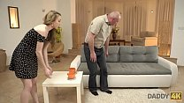 DADDY4K. Slender Jessi is happy to get closer to young man's father pornhub video