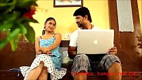Hot College  Girl Romance With Boyfriend - Mamatha Hot Short Film thumbnail