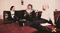 Entrevue avec Vandal Vyxen et Shana Lane short