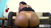 Latin Ebony Slut Loves To Fuck   Ana Luz   Tony