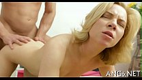 Explosive anal hammering video