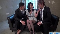Rei kitajima great fuck scenes of office hardcore [aunty kambi video] thumbnail