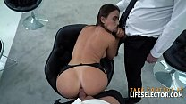 Submissive Secretary