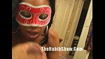 Ghetto hood Stripper fucks me one last time thumbnail