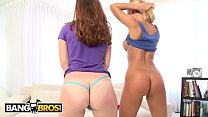 Bangbros - Big Booty Babes Nicole Aniston & Poison Ivy Bring The Heat