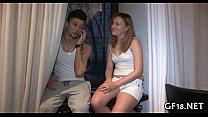 Stranger bonks luxurious legal age teenager pornhub video