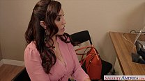 Sexy Francesca Le fuck in the office thumb