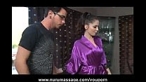 Jessy Palmet Nuru Massage porn image