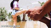 BANGBROS - Romi Rains in a Big Black Dick on Monsters of Cock (mc16042)