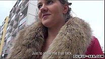 Amateur Czech babe Lilia Rafael pounded