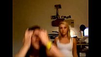 two girls makin g out on webcam passioncamgirl  passioncamgirls com