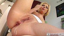 Screenshot All Internal Blonde 039 S Holes Penetrated And Cum