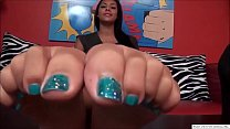 Hot Feet & Hot Shoes Tease-Get CAMS of girls like this on FOOT-FETISH-WORLD.ML thumbnail