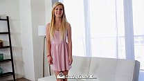 CastingCouch-X - Beautiful Bella Rose takes a f... Thumbnail