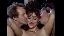 Elodie Cheri - BarMaid Milf fucked by two guy