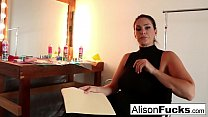 rashma sex - busty cop gets hypnotized by a pervy alison tyler thumbnail