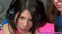 telugusexvideo - gamer lesbian shyla jennings thumbnail