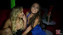 GIRLS GONE WILD - Young Blonde Lesbians Make Ou...