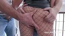 Jolee Love 10on1 DAP Gangband with Balls Deep Anal, Gapes, DAP and Swallow GIO1155 Preview