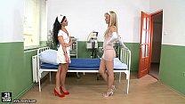 Sophie Moone and Bettina Dicapri Lesbian Fun thumb