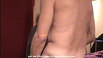 rough cfnm handjob from milf preview image