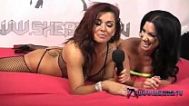 Shebang.TV - Dionne Mendez and Elicia Solis - Live Interactive Show Image