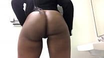 Ebony Nurse Cracks Pussy On Lunch Break - 9Club.Top