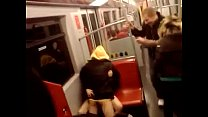 Sex in Subway Vienna, Austria Sex in wiener U-Bahn pornhub video