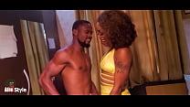 Oga Bang And Hot Naija Beauty Went Crazy Fuckin
