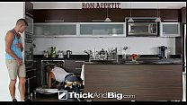 ThickAndBig - Big dick Dylan Knight Fucks Peter Fields in the kitchen