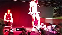 Manon Martin Show Live Hot Eropolis 2015 thumbnail
