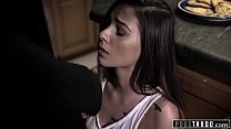 PURE TABOO Jaye Takes BBC Creampie to Please Father-in-Law thumbnail