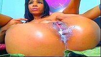 black huge anal webcam