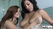 Bubble Bath Fun with Taylor Vixen