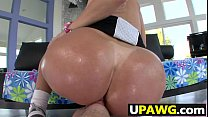 Tiffany Mynx has an onion ass