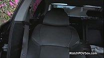 Backseat love with stranded bigtit Vorschaubild