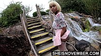 4k Sheisnovember Young Pussy And Big Ass Public