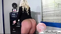 Horny Worker Girl With Big Tits Banged Hard Style In Office (julie cash) vid-13 preview image