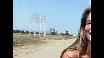 Public nude and piss blonde teen 01 thumbnail