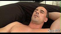 Bawdy oral pleasure for lusty gay