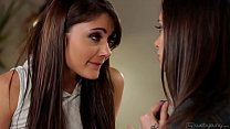 Image: Gia Paige is curious about Adria Rae s amazing curves Any Porn