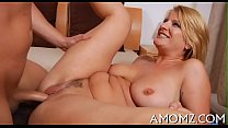 15243 Nasty mommy rides to get orgasm preview