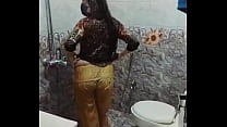 Sobia Squirting Moaning And Taking Shower