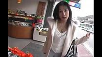 ドM人妻キミさん32歳!羞恥不倫旅行!『1日目』①野外とびっこ!
