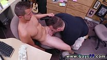 Nude blonde straight men gay Guy ends up with anal fucky-fucky