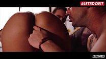LETSDOEIT - Hot Romanian Alyssia Kent Fucks With BF While Dirty Perv It's Watching Vorschaubild