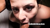 The sexy thick phat juicy Spaniard Maria Bose fucked by Amazing the stripper thumbnail