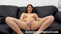 Curvy Girl Next Door Anal Casting preview image