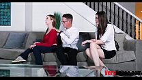 Unconventional family therapy- DAD DAUGHTER